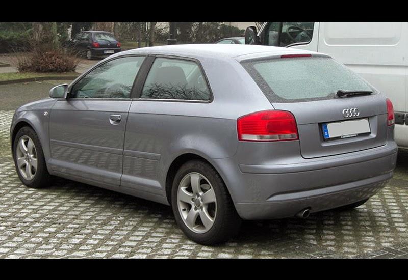 2010 Audi A3 3 door photo - 1