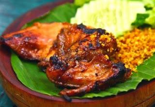 Resep Mudah Pembuatan Ayam Bakar Wong Solo