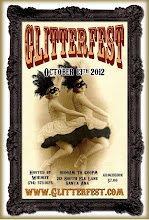 Come see me at GLITTERFEST!