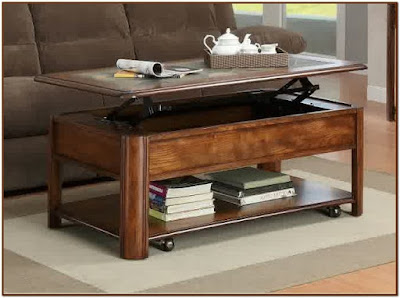 coffee table lift top walmart