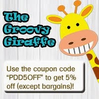 The Groovy Giraffe