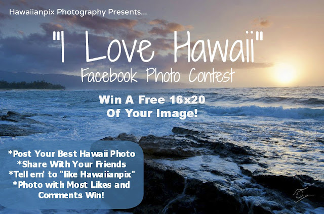 North Shore - Facebook - Hawaii - Photography Contest