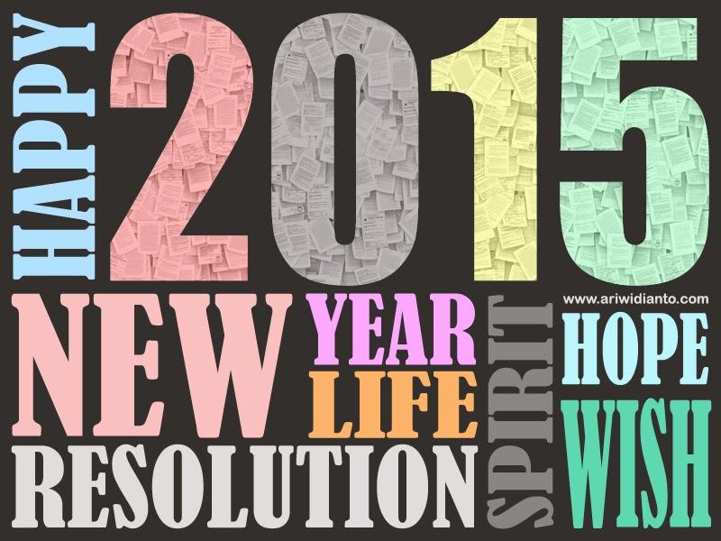 7 Resolusi Super di Tahun 2015