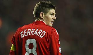 Steven Gerrard ampliará su contrato con el Liverpool FC dos temporadas más
