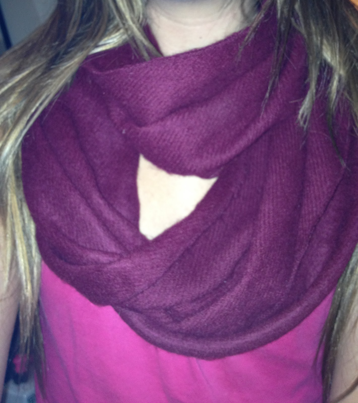 Revamped Vintage Create Your Own Infinity Scarf
