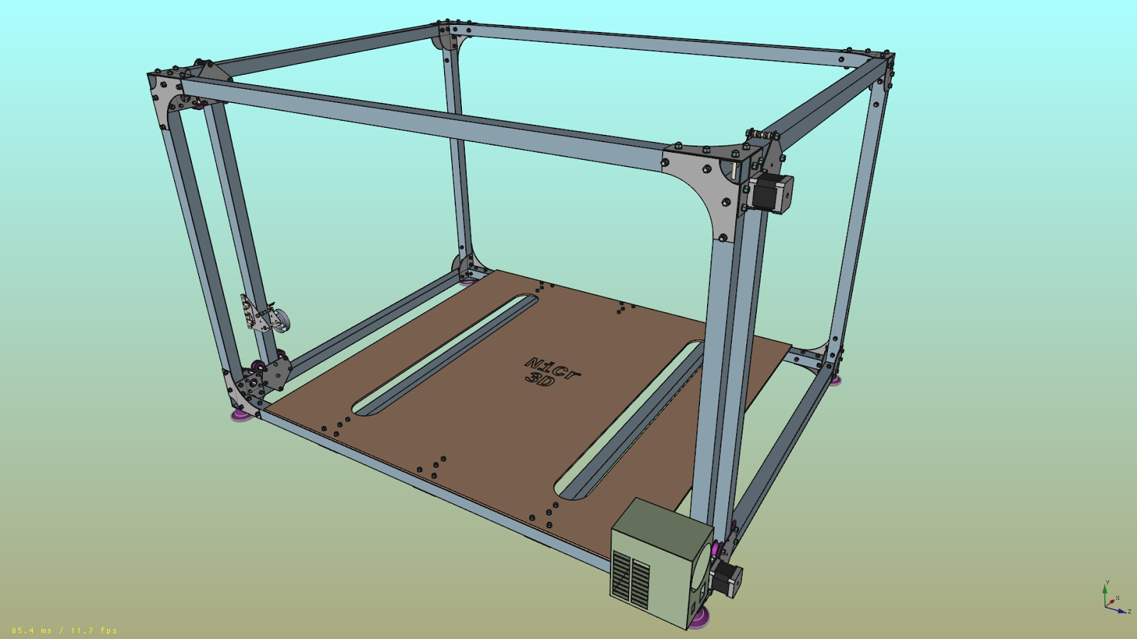 NiCr: CNC Hot Wire Cutter - FreeCAD Forum