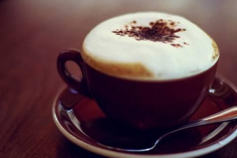 Caffe macchiato o schiumato