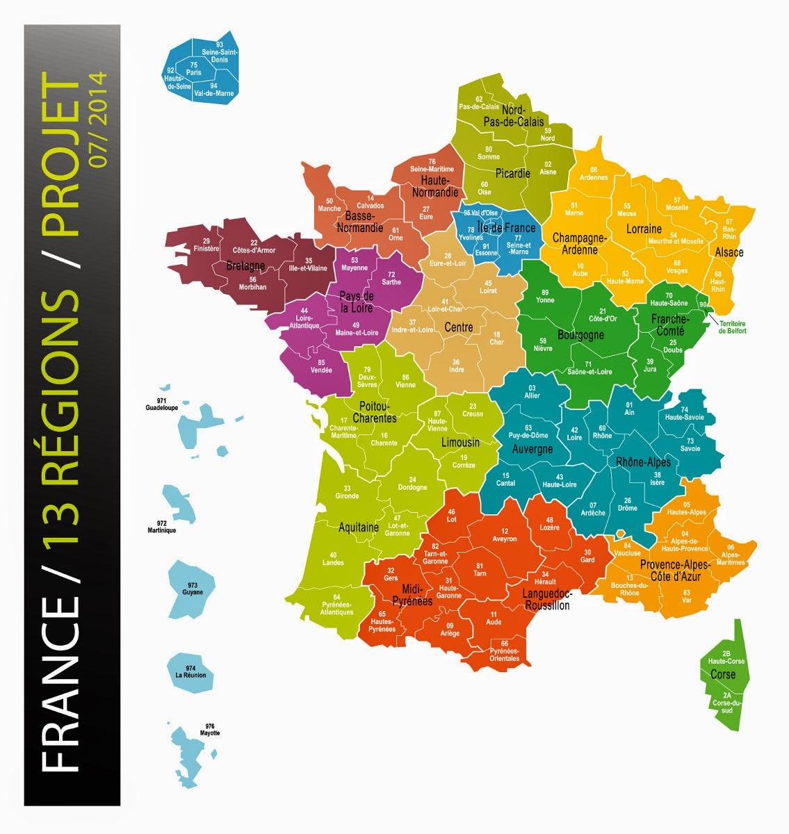 Histoire g ographie de st denis cours et documents plan for B b france carte