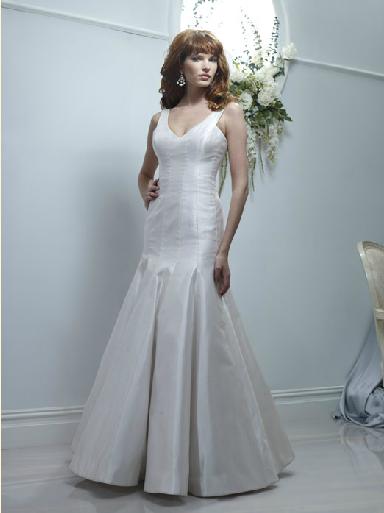 WhimsyBride :::: Bridal Dictionary: The No Waist/Princess Seam