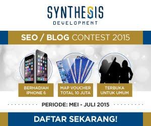 Syntehsis Development Blog Contest 2015