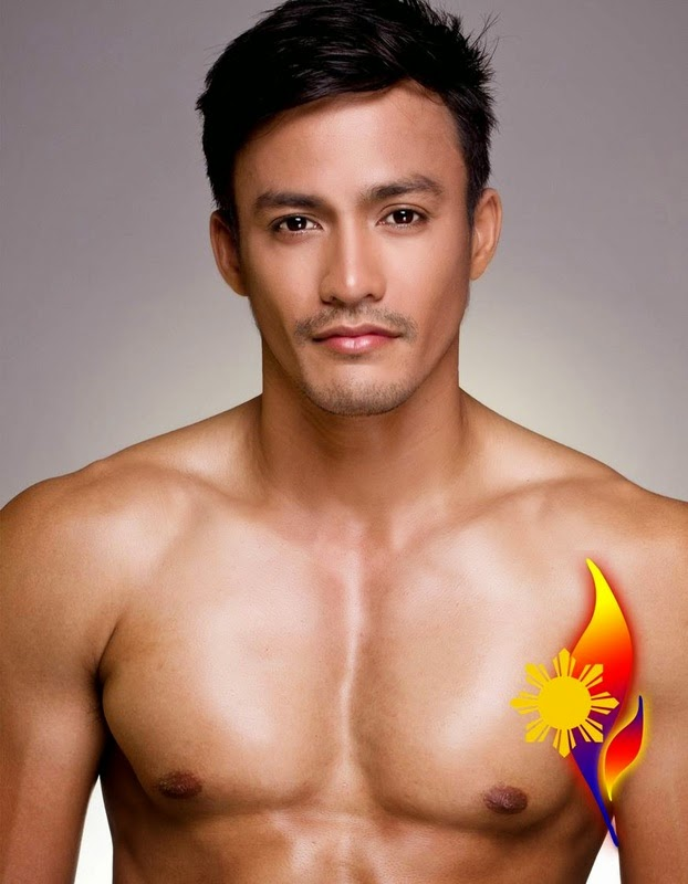 Mister International Philippines 2014 - PO2 Neil Perez