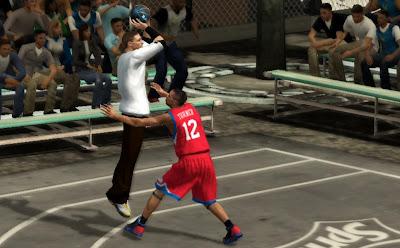NBA 2K13 Wilson Blacktop Ball Mod