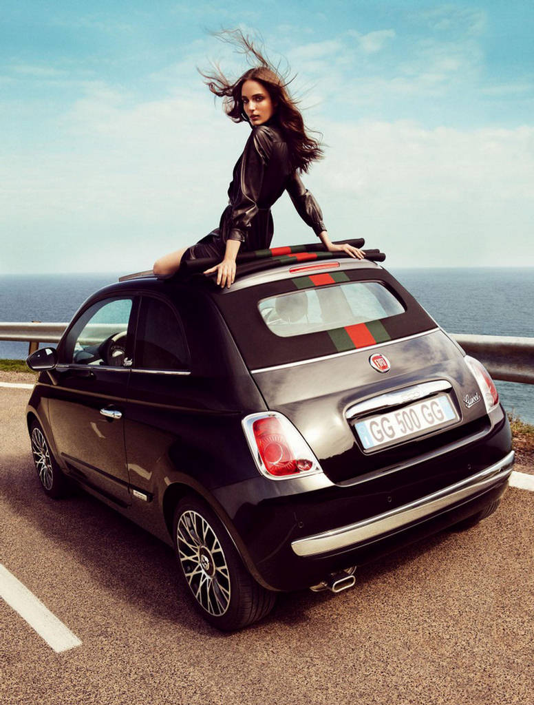 fiat 500c by gucci mane car gucci car review. Black Bedroom Furniture Sets. Home Design Ideas