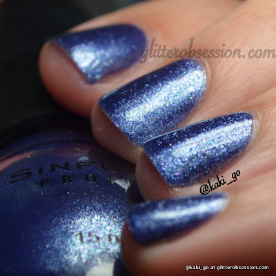 Sinful Colors Precious Metal