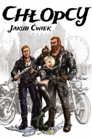 Kamil Czyta książki Jakub Ćwiek Chłopcy Nibylandia Piotruś Pan