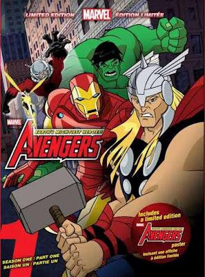 Những Siêu Anh Hùng 1 - The Avengers: Earths
