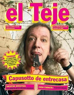 El Teje: Jornal para travestis