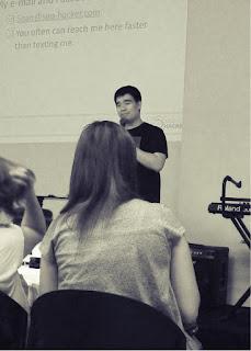 Pastor Dennis Sy @ Christian Bloggers Go Viral