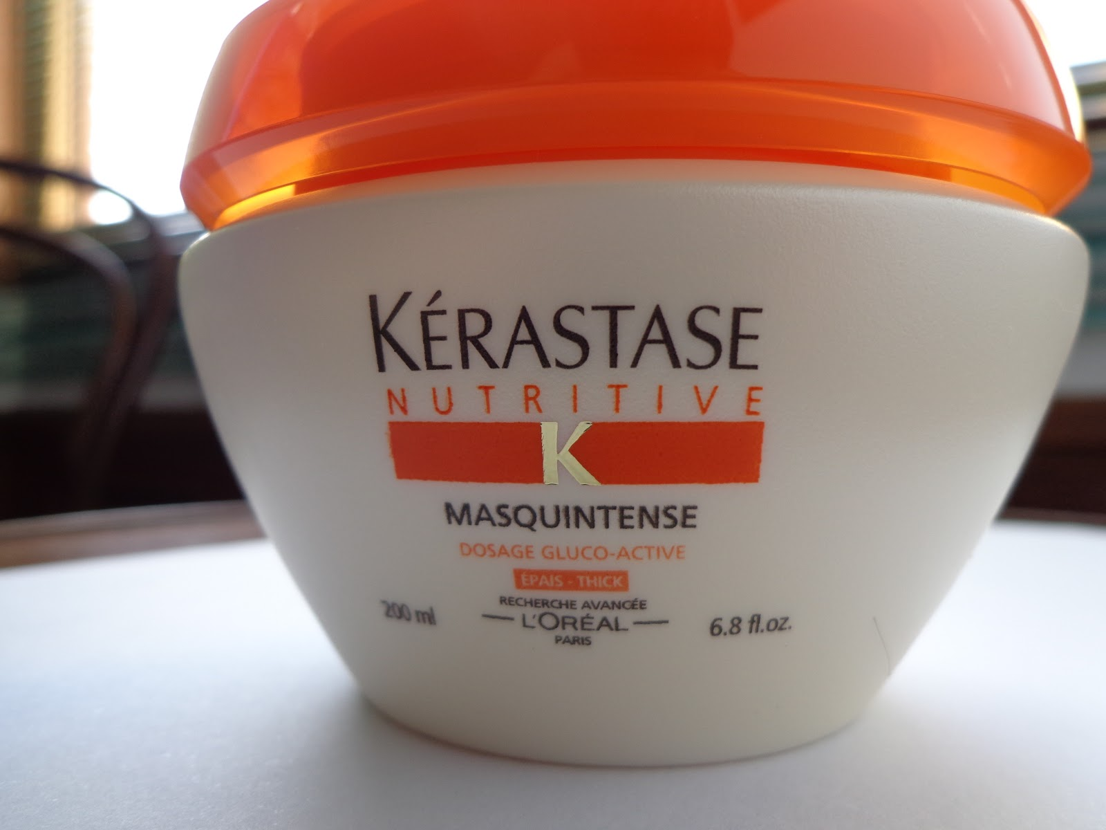 makeup by patricia kerastase nutritive masquintense review. Black Bedroom Furniture Sets. Home Design Ideas
