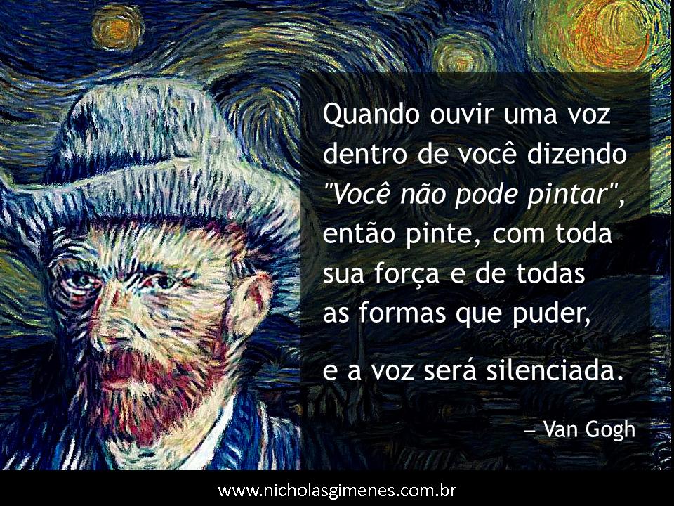 Van Gogh - Frase