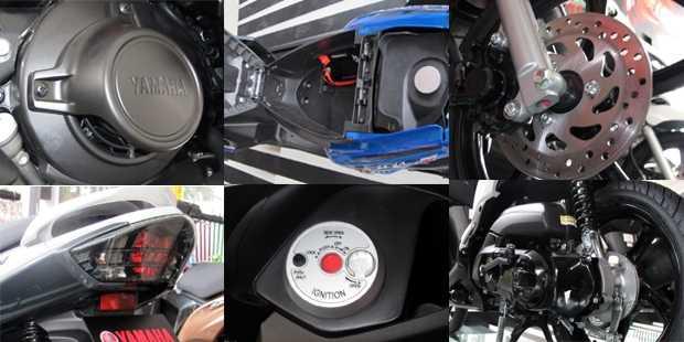 Gambar Modifikasi Motor Yamaha Mio Gt