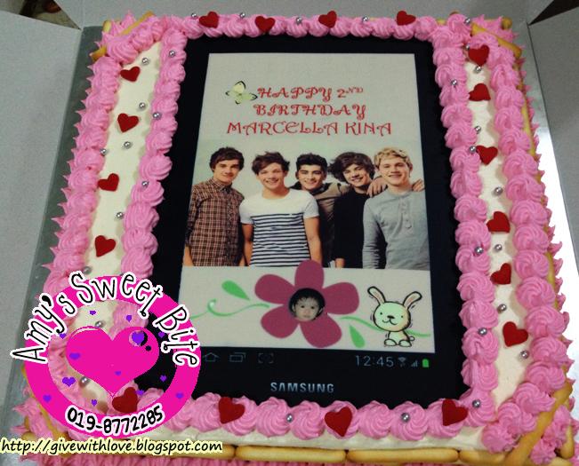 Amys Sweet Bite Birthday Cake Red Velvet