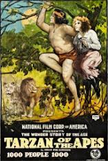 Tarzán de los monos (1918) DescargaCineClasico.Net