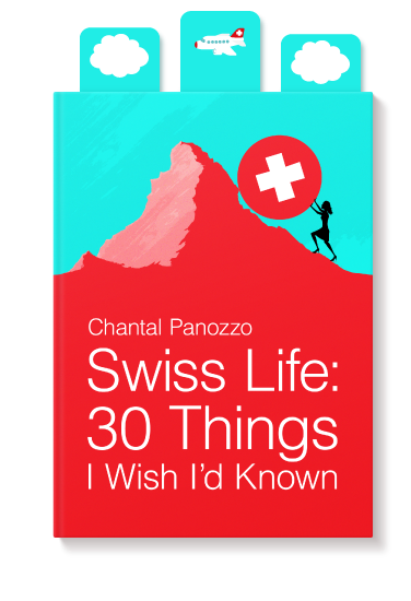 Book about Switzerland
