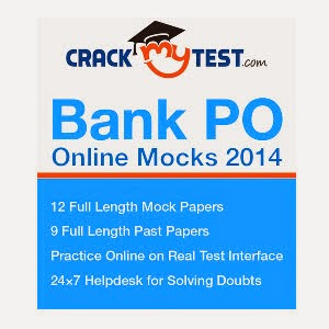 Free Bank PO Online Mocks 2014 – At Crackmytest – BuyToEarn