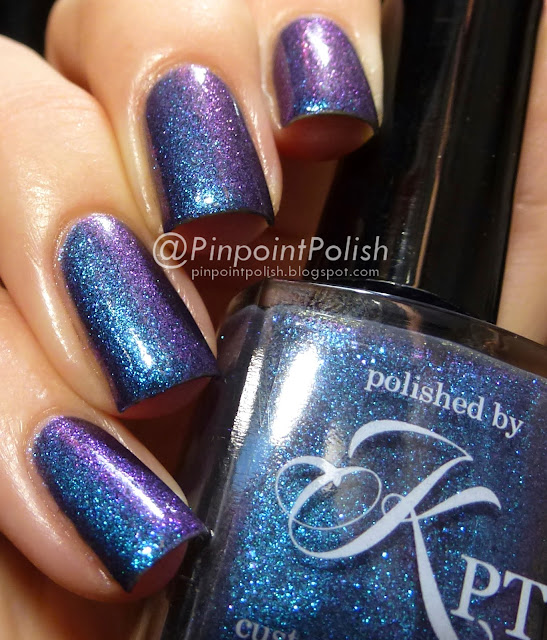 Nightcrawler, Polished by KPT, thermal swatch