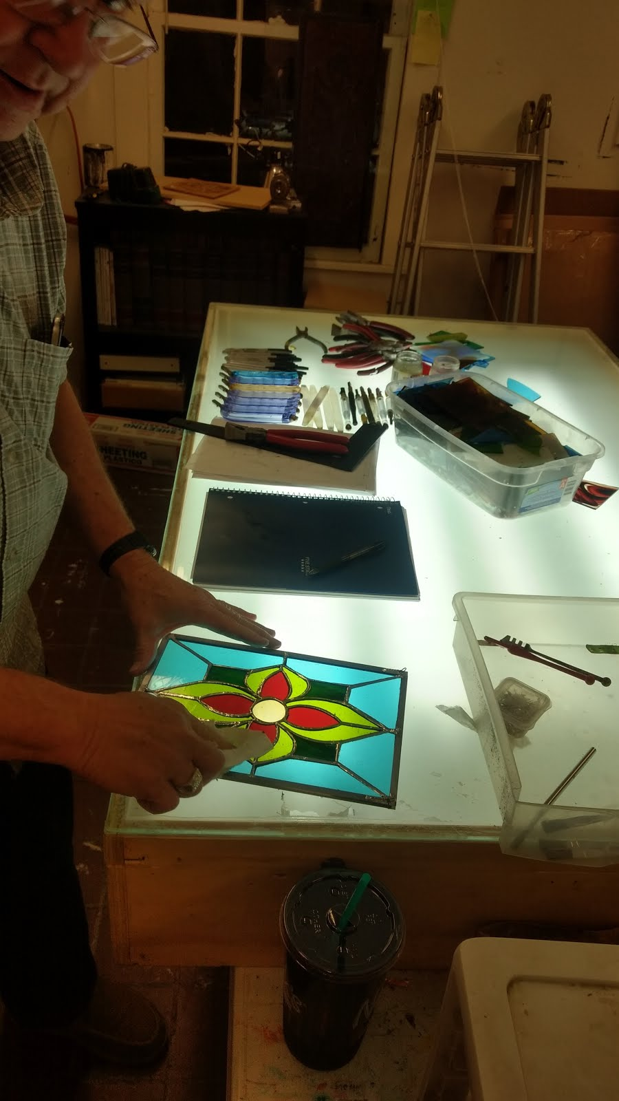 Beginning Stained Glass in Vicksburg