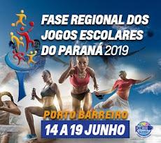 Porto Barreiro - Fase Regional dos Jogos Escolares