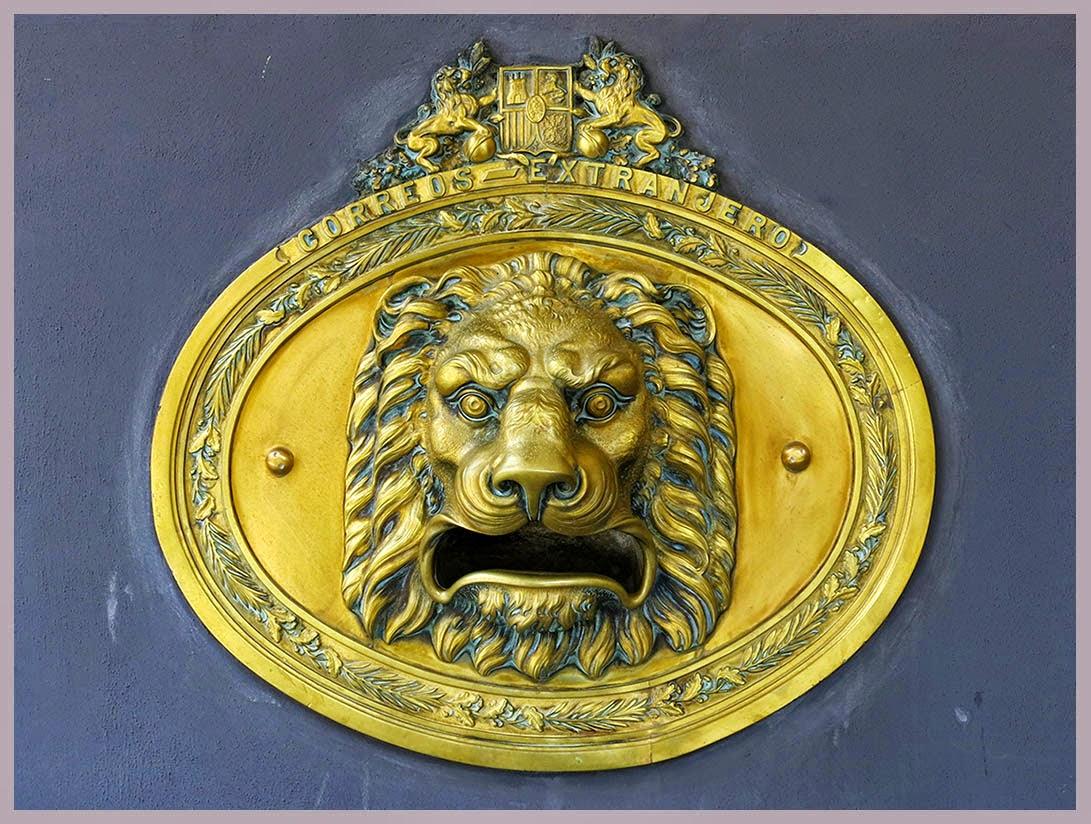 Domvs pvcelae fastiginia unos voraces leones de los - Oficinas de correos en leon ...