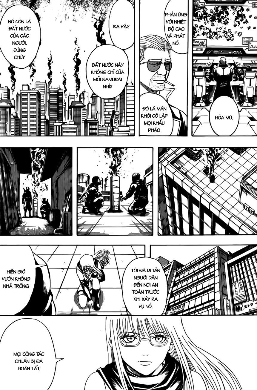 Gintama Chap 607 - Trang 13