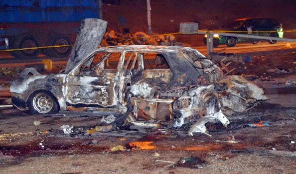 19 dead in Nigerian Capital car bomb