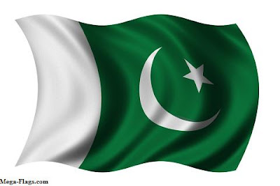 Pakistani Flag Pictures
