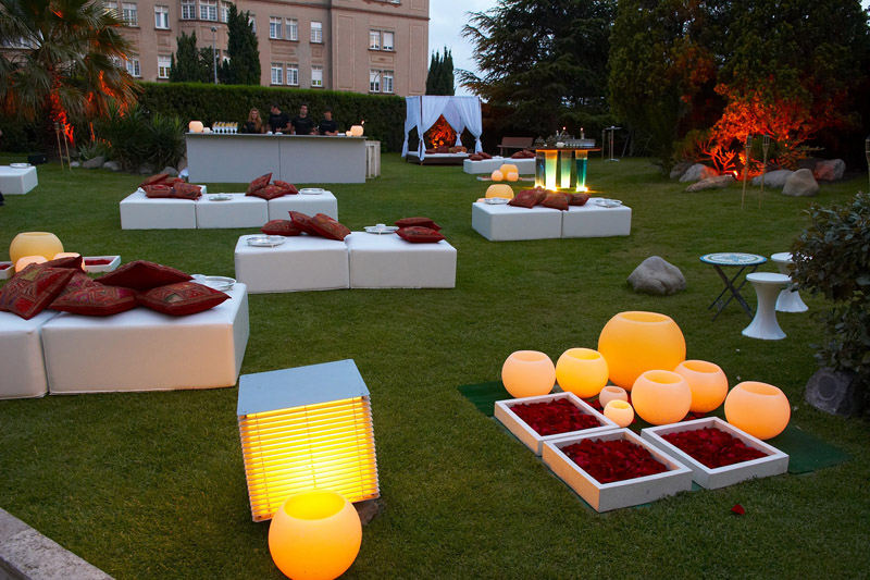 Chill out n 1 la primavera con amigos i la octava - Chill out jardin ...