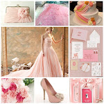 PINK & PEACH ENGAGEMENT THEME