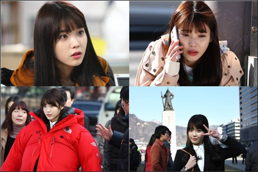 IU cries on the set of 'You're the Best Lee Soon Shin' | Daily K Pop News