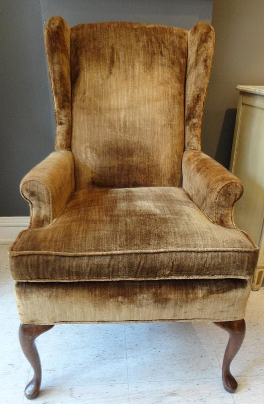 Michael Thomas Harden Furniture Co Wing Chair