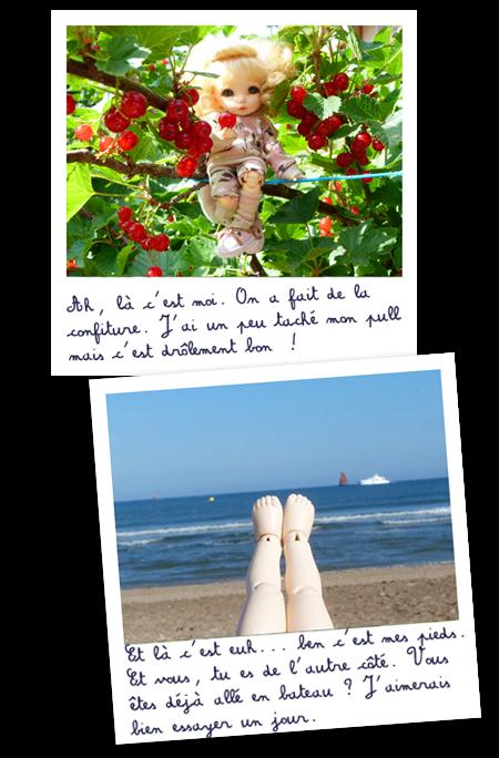 [PS épistolaire] Margotte à Lyam - 9 août 2014, p.4 Photos+2