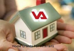 first time home buying grants for veterans