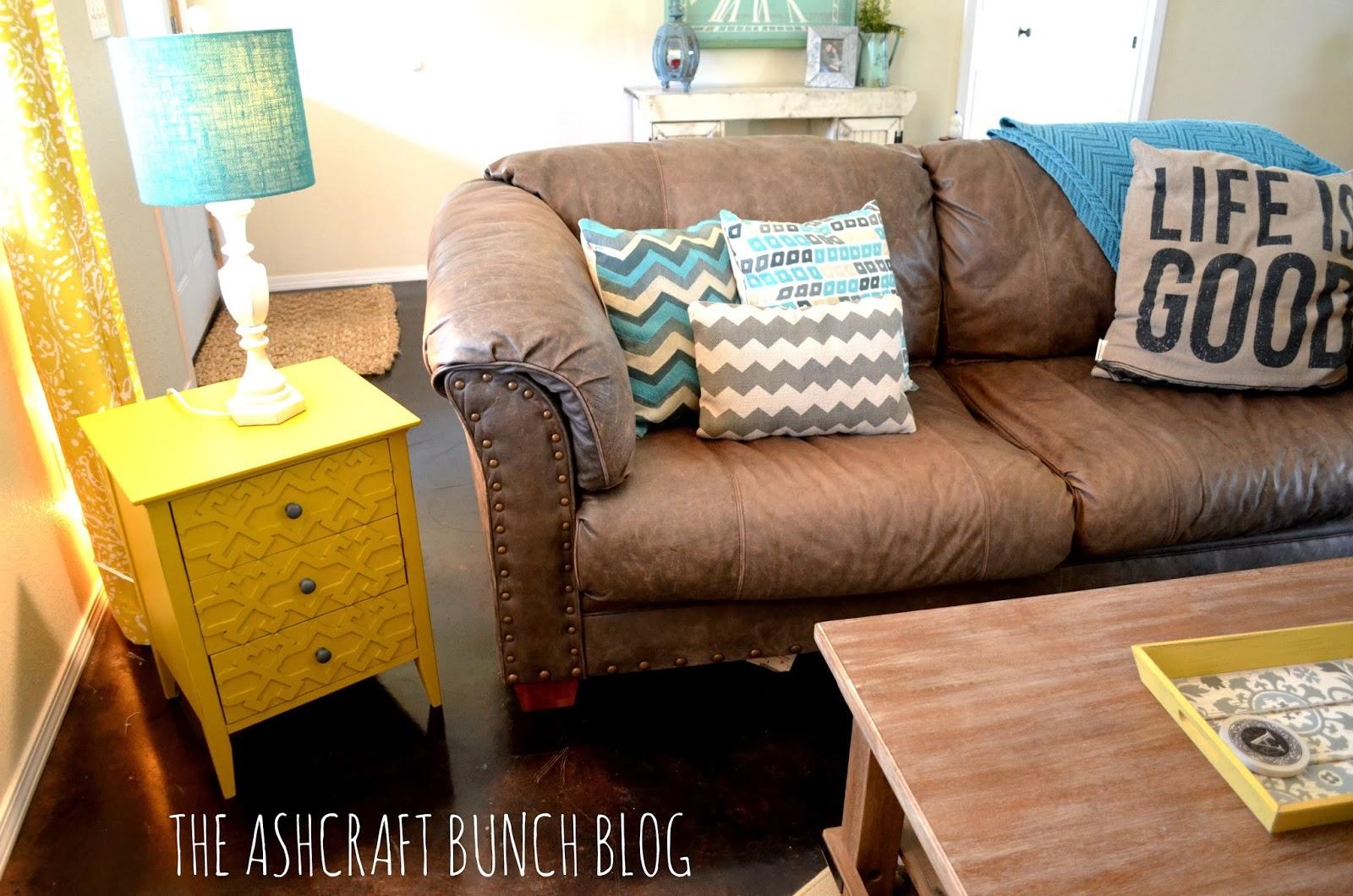 Cutest Hobby Lobby Pillows: Living Room Update