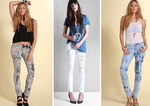 Mucha m s moda oto o invierno 2012 13 - Decorar pantalones vaqueros ...