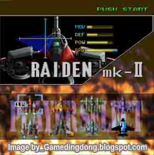 Raiden Fighter Pict-1