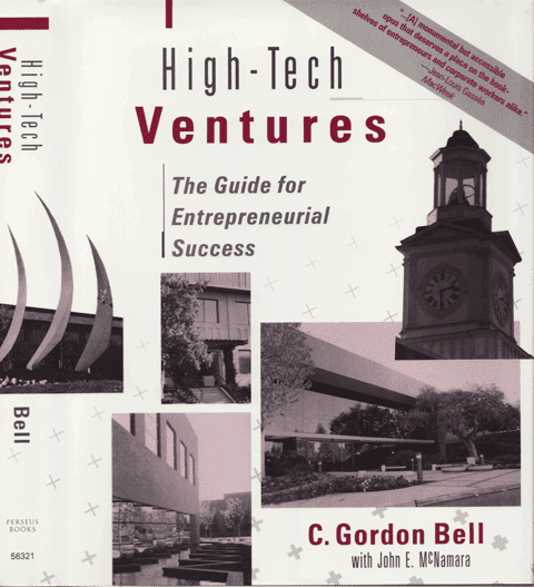 C. Gordon Bell, High-Tech Venures