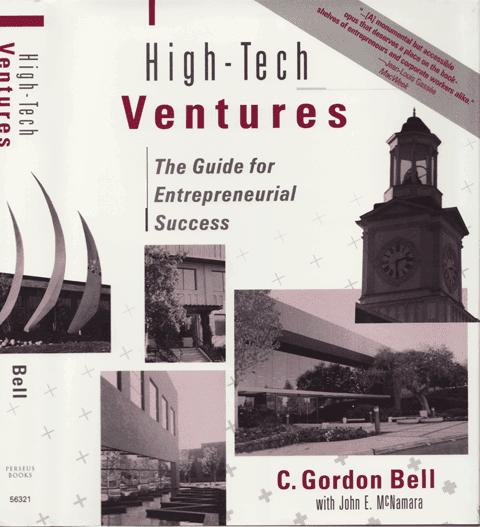 C. Gordon Bell, High-Tech Venures