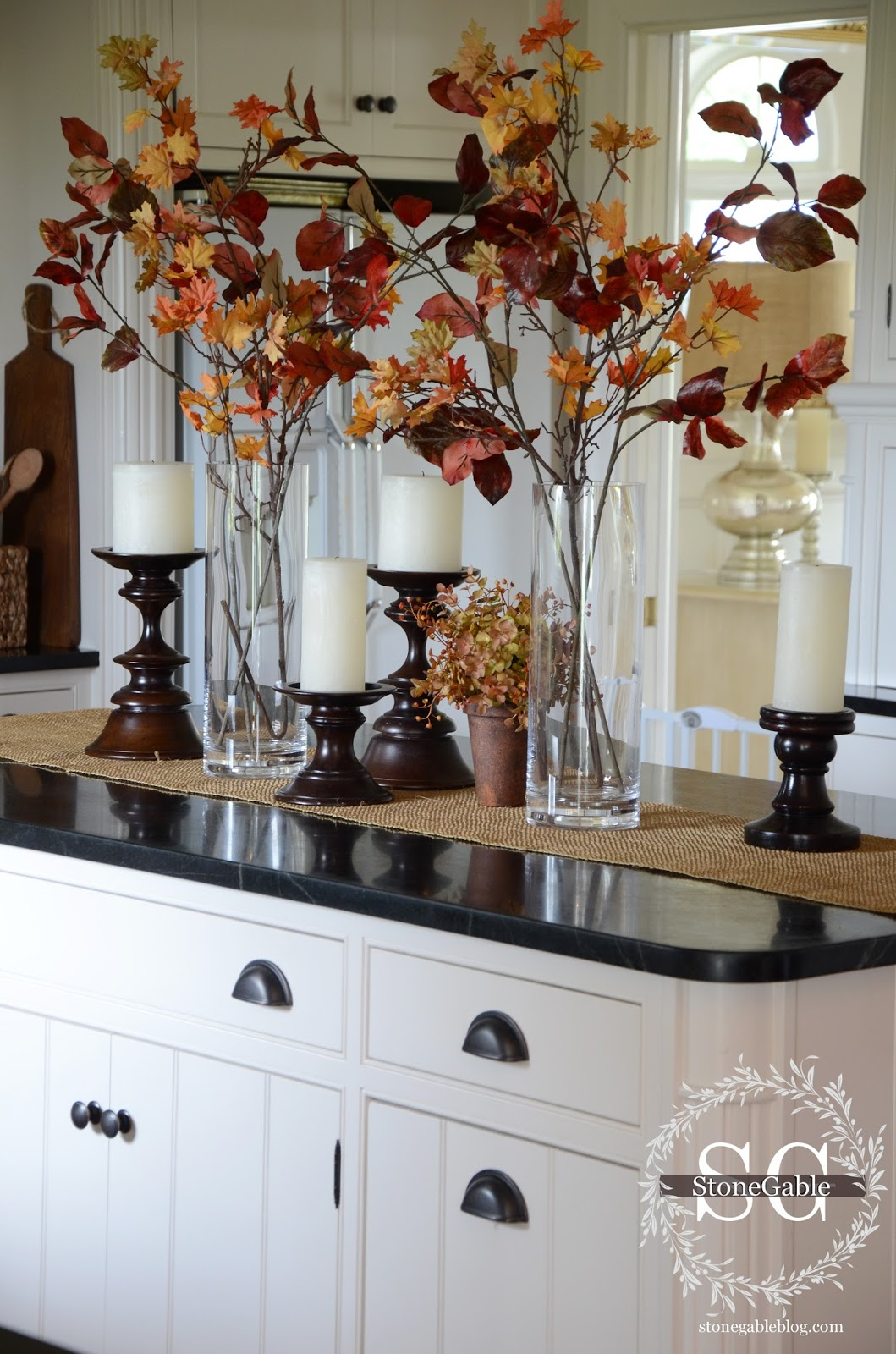 All About The Details Kitchen Home Tour Stonegable