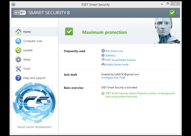 eset smart security 8 activator