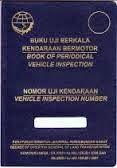 Surat-surat yang harus dibawa pengendara di jalan raya